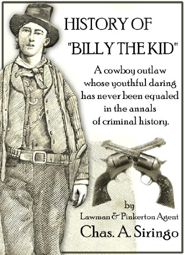 the story of billy the kid Annals of history about billy the kid (aka william bonney and, prior to that, henry mccarty) mentions michael ondaatje's novel, the collected.