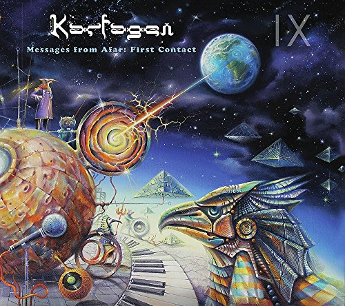 CD : KARFAGEN - Messages From Afar: First Contact