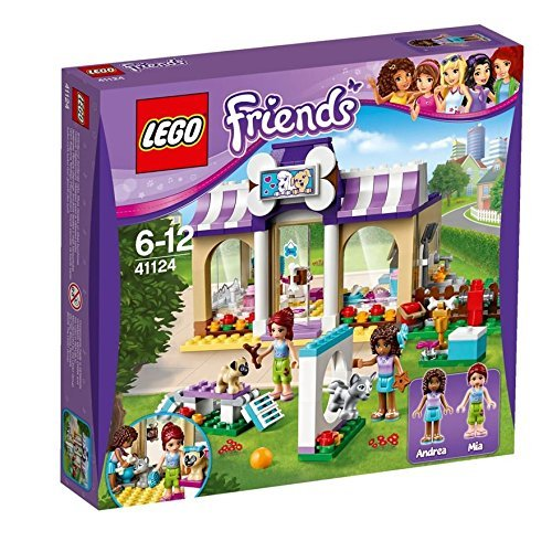 LEGO Friends Heartlake Puppy Daycare 41124 Set by LEGO