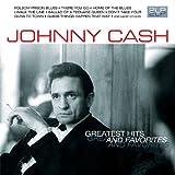 echange, troc Johnny Cash - Greatest Hits & Favorites (LP)