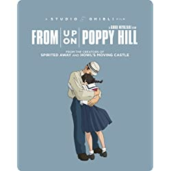 From Up on Poppy Hill (Limited Edition Steelbook) [Blu-ray]