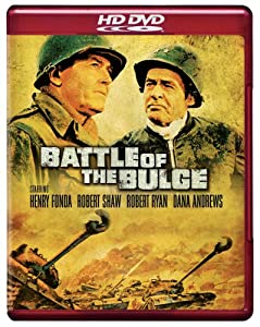 Battle of the Bulge [HD DVD] from Warner Home Video