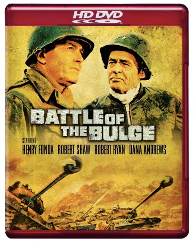 Cover art for  Battle of the Bulge [HD DVD]