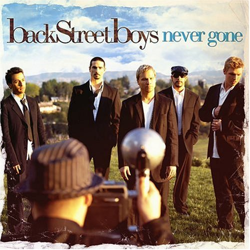 Backstreet Boys - Never Gone (Advance) 2005 VINYL - Zortam Music