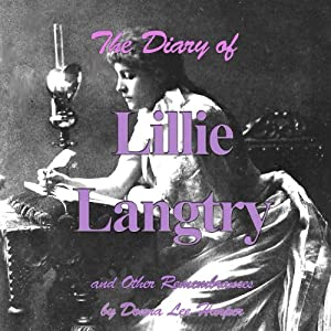 The Diary of Lillie Langtry | [Donna Lee Harper]