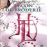 img - for Le on de broderie : Techniques de base du linge de maison book / textbook / text book