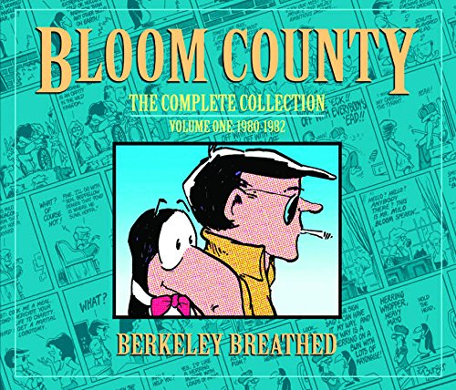 Bloom County: The Complete Library Volume 1 (Bloom County Library)