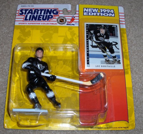 1994 Luc Robitaille NHL Starting Lineup [Toy] - 1