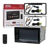 BOSS Audio Double DIN 2DIN BV9364B 6.2