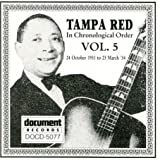 Complete Recorded Works In Chronological Order, Vol. 5, 1931-1934