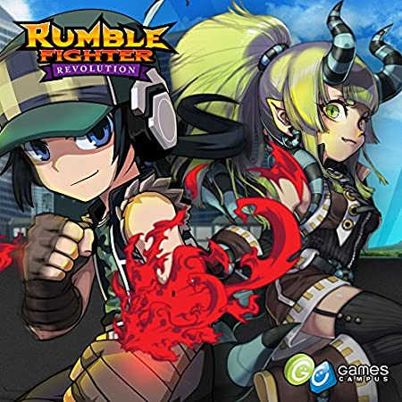Rumble Fighter 2,500CC - GamesCampus Credit [Online Game Code]