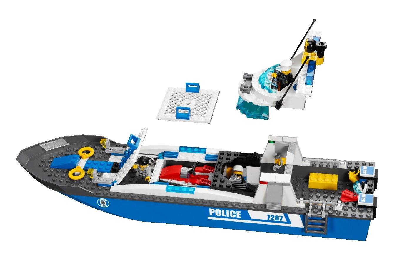 сколько стоит лего лодка