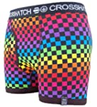 Crosshatch 'Prisbix' Mens Cube Patter...