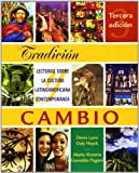 img - for Tradici n y cambio: Lecturas sobre la cultura latinoamericana contempor nea (Spanish Edition) book / textbook / text book