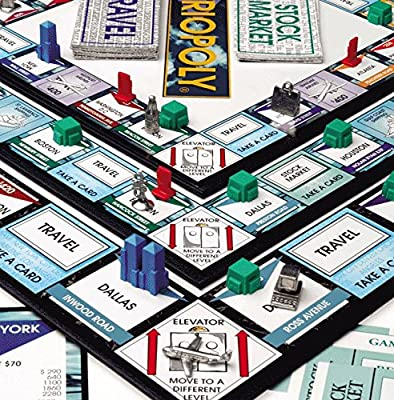 Triopoly Board Game - Monopoly But With Three Levels Of Strategy from Simply Addictive Games