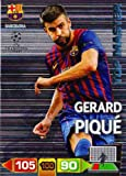 Champions League Adrenalyn 2011/2012 Gerard Pique Top Master Barcelona 11/12
