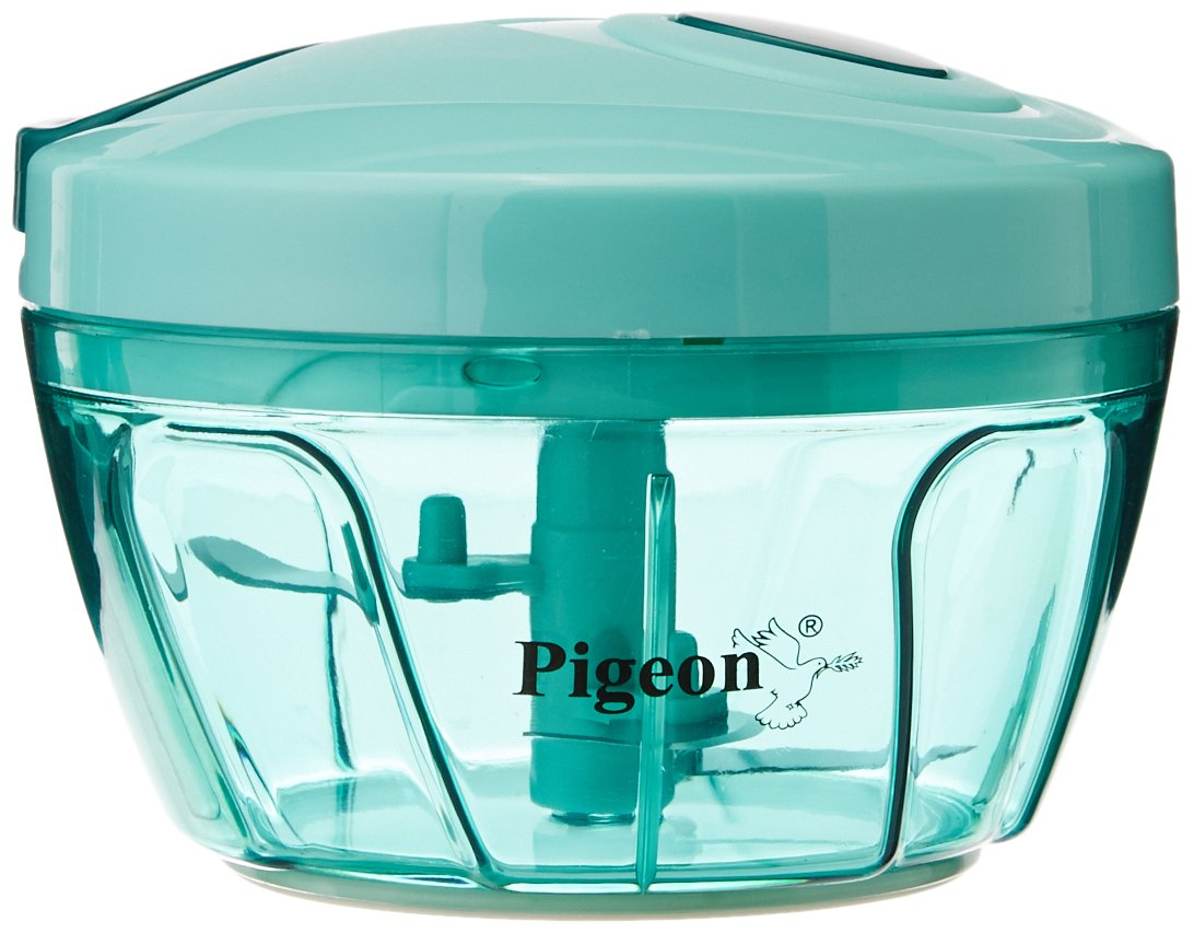 Pigeon New Handy Chopper With 3 Blades Green Best Home