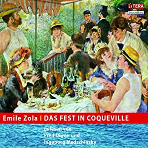 Das Fest in Coqueville Hörbuch