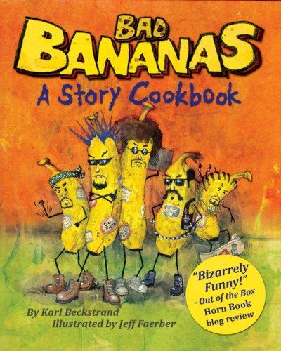 Karl Beckstrand - Bad Bananas: A Story Cookbook for Kids (Mini Mysteries for Minors 4) (English Edition)
