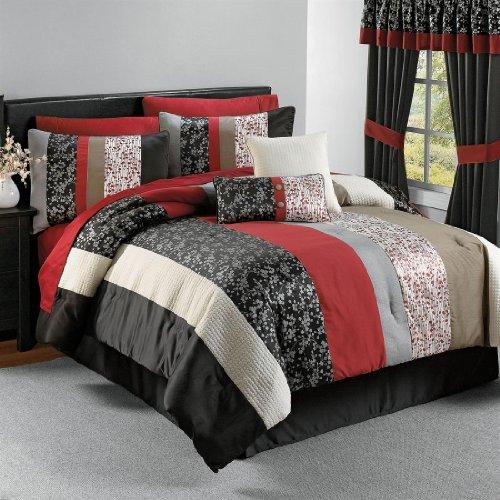 Brylanehome sakura multi pieced comforter set
