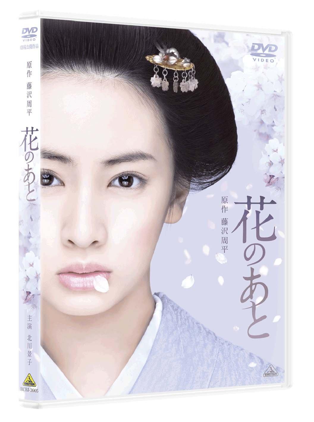北川景子の凛々しく儚げな横顔が印象深い時代劇『花のあと』