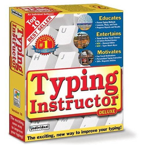 Typing Instructor Deluxe 16.0