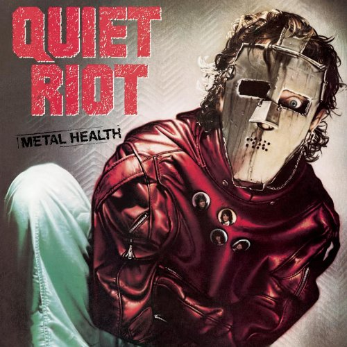 Original album cover of Metal Health by QUIET RIOT