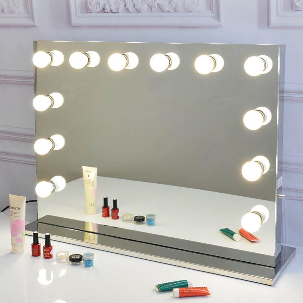 vanity table lighting. Frameless Hollywood Tabletops Lighted Makeup Vanity Mirror Table Lighting