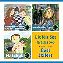 Best Sellers Lit Kit Set Grades 5-6