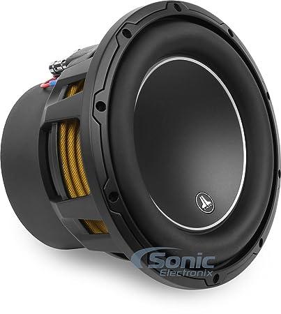 JL audio 10w6 v3 caisson de basses 25 cm