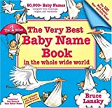 img - for Very Best Baby Name Book book / textbook / text book