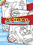 Animal Spot-the-Differences (Dover Little Activity Books)