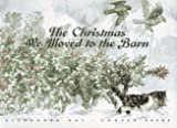 The Christmas We Moved to the Barn (0062051490) by Edens, Cooper