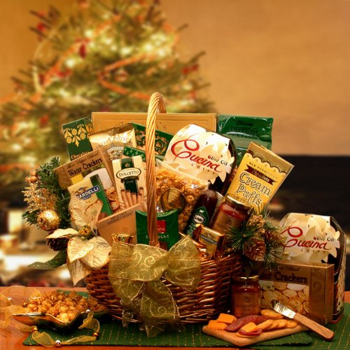 Yuletide Gathering Holiday Gift Basket