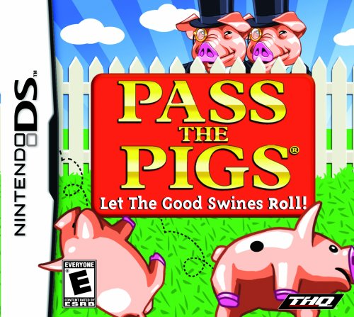 Pass the Pigs - Nintendo DS - 1