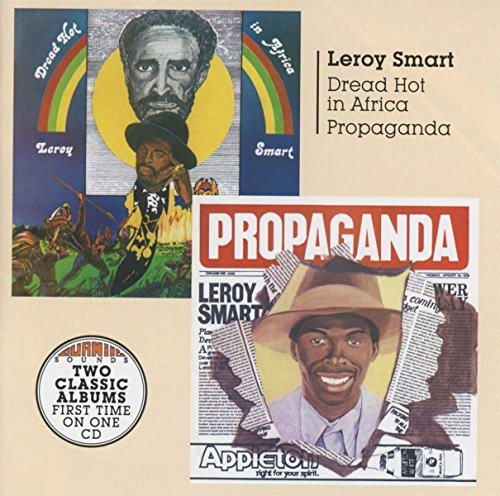Leroy Smart - Dread Hot In Africa + Propaganda - Zortam Music