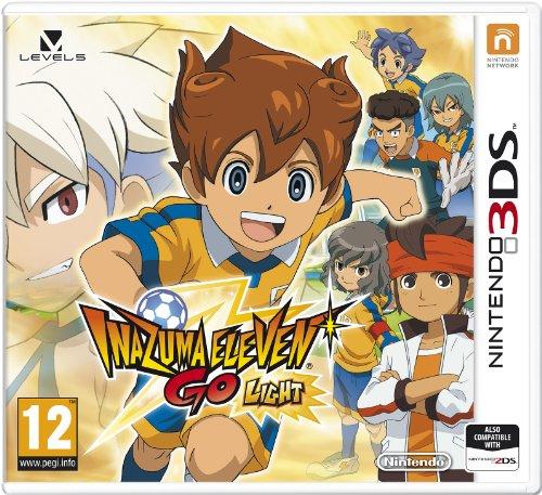 Inazuma Eleven: Go Light (Nintendo 3DS)