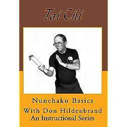 Tai Chi ~ Nunchaku Basics