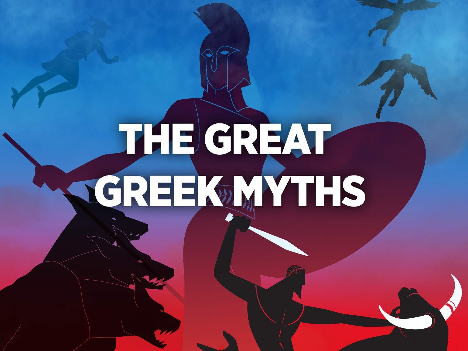 The Great Greek Myths - Season 1