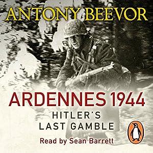 Ardennes 1944 Hörbuch
