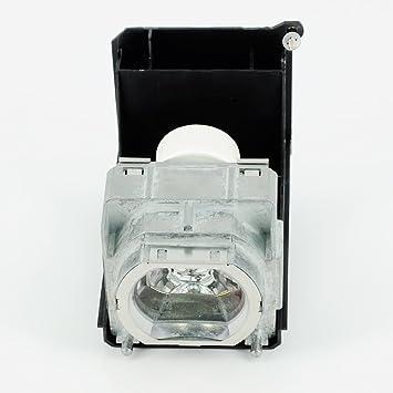 haiwo 23040037de haute qualité Ampoule de projecteur de remplacement compatible avec boîtier pour/EIKI LC-WIP3000/LC-WSP3000.