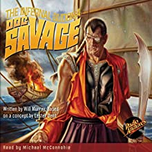 Doc Savage: The Infernal Buddha Audiobook by Kenneth Robeson, Lester Dent, Will Murray Narrated by Michael McConnohie