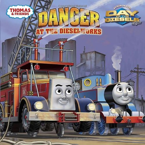 Danger at the Dieselworks (Thomas & Friends (8x8))