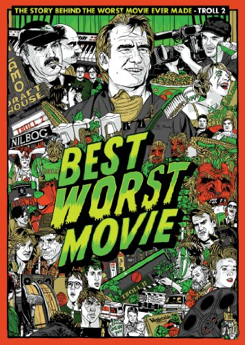 Cover art for  Best Worst Movie