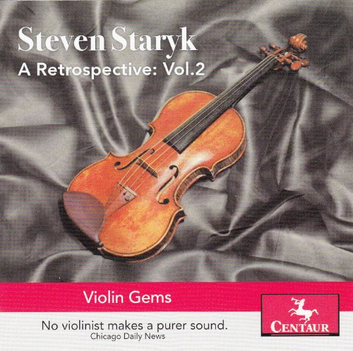 Buy A Retrospective, Vol. 2 - Violin Gems From amazon