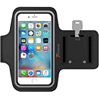 Trianium ArmTrek Sports Exercise Armband for iPhone 6S/6 (Black)