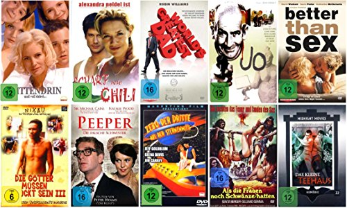 Die Best of Komödien Box Collection (10 Filme auf 10 DVDs)