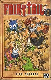Fairy Tail Tome 1 Hiro Mashima Babelio