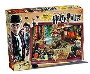 Harry Potter Hogwarts Puzzle 1000 Piece Jigsaw Puzzle