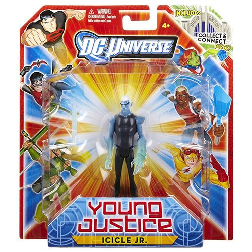 DC Universe Young Justice Icicle Jr. Figure - 1